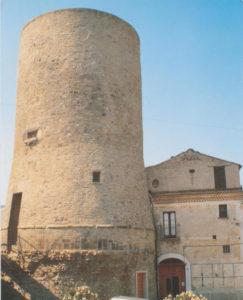 torre bizantina di biccari